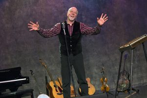 An Evening with John McCutcheon @ Old Sloop Coffeehouse, Rockport MA