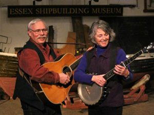 Daisy Nell & Capt. Stan & The Crabgrass Band with openers Meridian @ Old Sloop Coffeehouse, Rockport MA