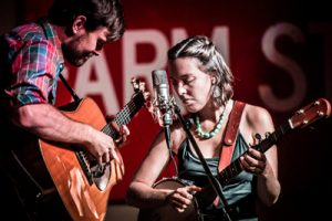 The Honey Dewdrops with openers Mark Mandeville & Raianne Richards @ Old Sloop Coffeehouse, Rockport MA