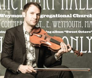Jake Armerding at Sanctuary Hall @ Sanctuary Hall at East Weymouth Cogregational Church, UCC