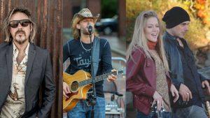 Brad Byrd, John Jerome, and Marina & Berna @ Old Sloop Coffeehouse, Rockport MA