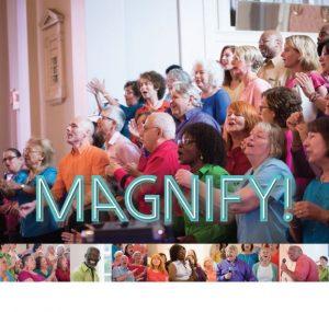 Joyful Voices of Inspiration Gospel Choir @ Sanctuary Hall at East Weymouth Congregationall Church