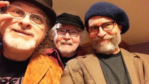 Tom Paxton & The DonJuans @ OCC Coffeehouse, Wrentham MA